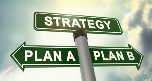 Strategy - Plans A and B